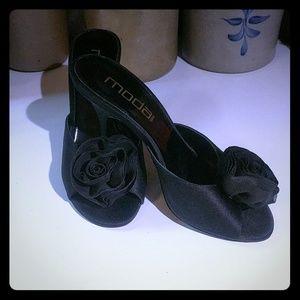 Moda Spana Black Heels